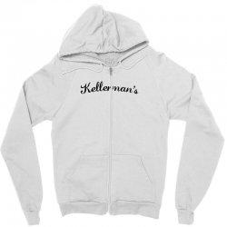 kellerman's Zipper Hoodie | Artistshot