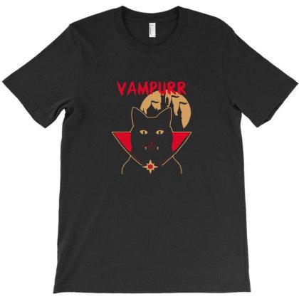 Vampurr T-shirt Designed By Yusrizal_