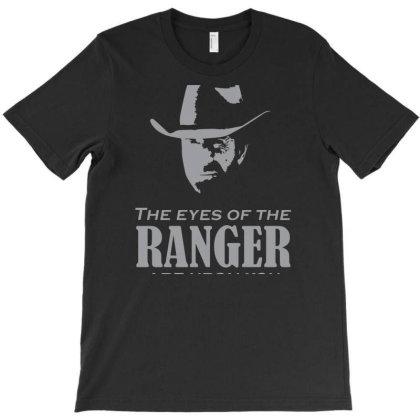 Walker Texas Ranger Merchandise T-shirt Designed By Yusrizal_