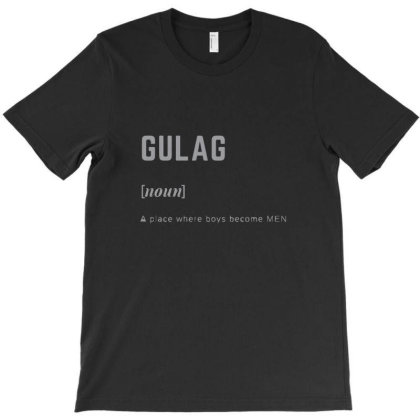 Warzone Gulag Classic T-shirt Designed By Yusrizal_