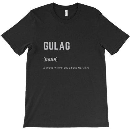 Warzone Gulag T-shirt Designed By Yusrizal_