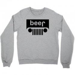 Beer - Jeep Crewneck Sweatshirt | Artistshot