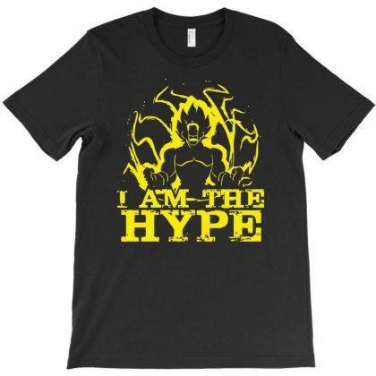 I Am The Hype T-shirt Designed By Henz Art
