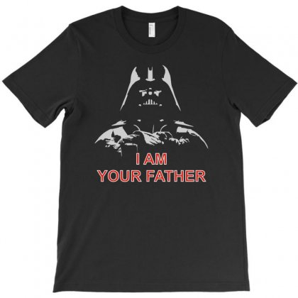 I Am Your Father   Mens Funny T-shirt Designed By Henz Art