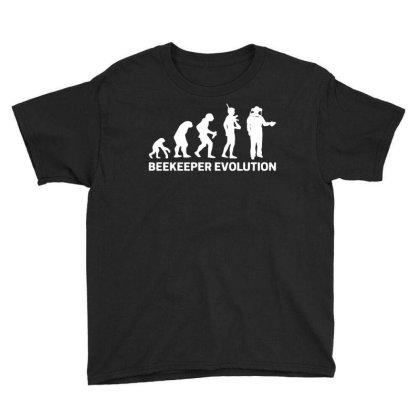 Beekeeper Evolution Youth Tee Designed By Toldo