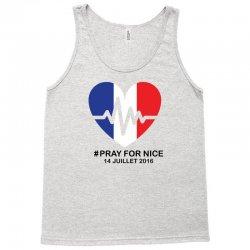 Pray For Nice Tank Top | Artistshot
