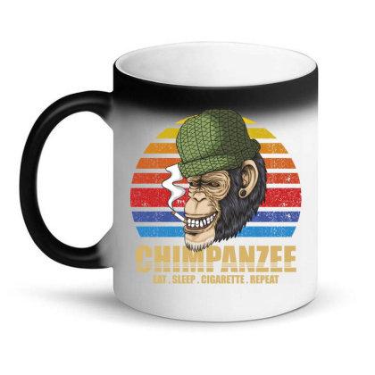 Chimpanzee Magic Mug Designed By Grafixbychawki