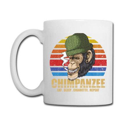Chimpanzee Coffee Mug Designed By Grafixbychawki