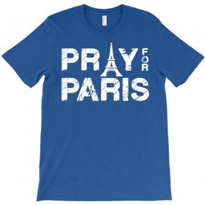 Pray For Paris T-shirt Designed By Gringo