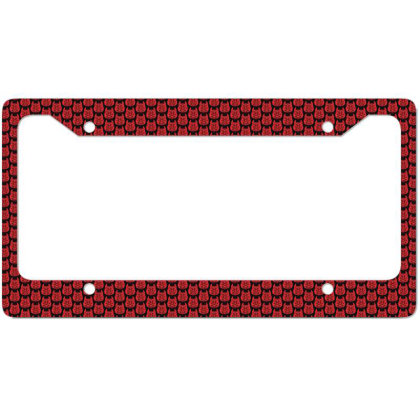 Wolf License Plate Frame Designed By Estore