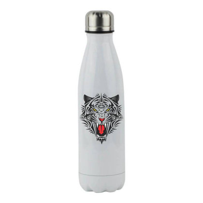 Tiger Stainless Steel Water Bottle Designed By Estore
