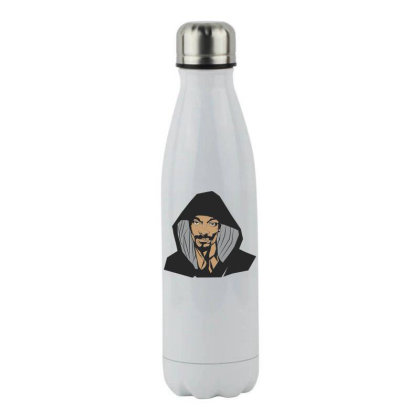 Snoop Dog Rapper Stainless Steel Water Bottle Designed By Estore