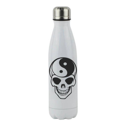 Skull Stainless Steel Water Bottle Designed By Estore
