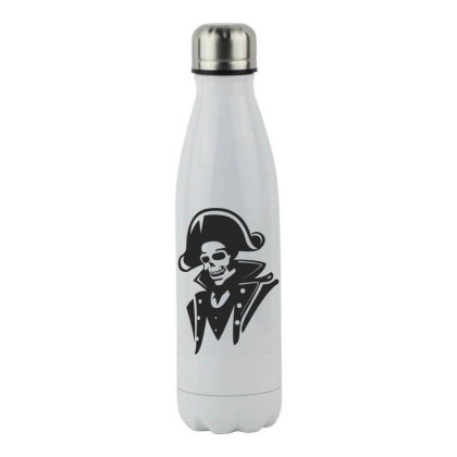 Skull Pirate Stainless Steel Water Bottle Designed By Estore