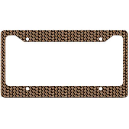 Bear License Plate Frame Designed By Estore
