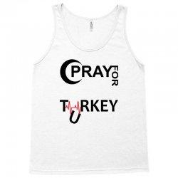 Pray For Turkey Tank Top | Artistshot