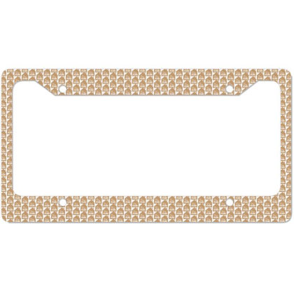 Stay Home License Plate Frame Designed By Estore