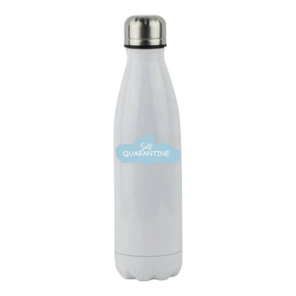 Self Quarantine Stainless Steel Water Bottle Designed By Estore
