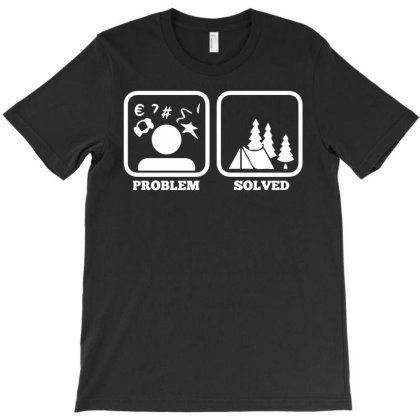 Tent Camping Scouting Gift Idea For Scouts T-shirt Designed By Enjang