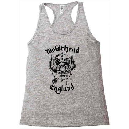 Chain Motorhead Skull Essential T Shirt Racerback Tank Designed By Bluebubble