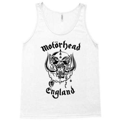 Chain Motorhead Skull Essential T Shirt Tank Top Designed By Bluebubble