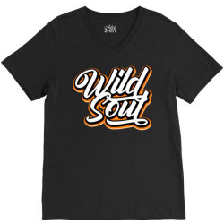 wild soul V-Neck Tee | Artistshot