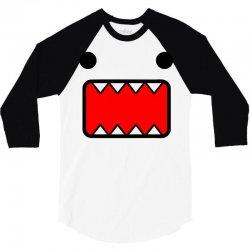 domo 3/4 Sleeve Shirt | Artistshot