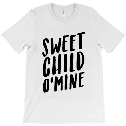Sweet Child O Mine T-shirt Designed By Welcome12