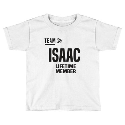 Isaac Toddler T-shirt Designed By Chris Ceconello