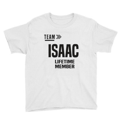 Isaac Youth Tee Designed By Chris Ceconello