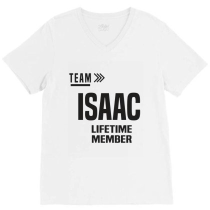 Isaac V-neck Tee Designed By Chris Ceconello