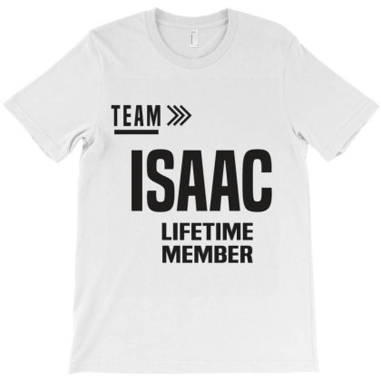 Isaac T-shirt Designed By Chris Ceconello