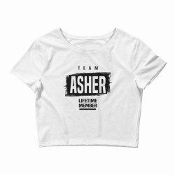 Asher Crop Top | Artistshot