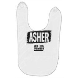 Asher Baby Bibs | Artistshot