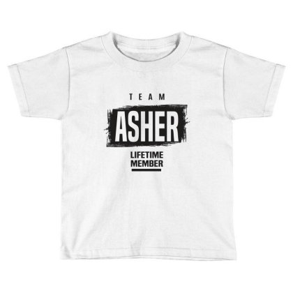 Asher Toddler T-shirt Designed By Chris Ceconello