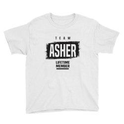 Asher Youth Tee | Artistshot