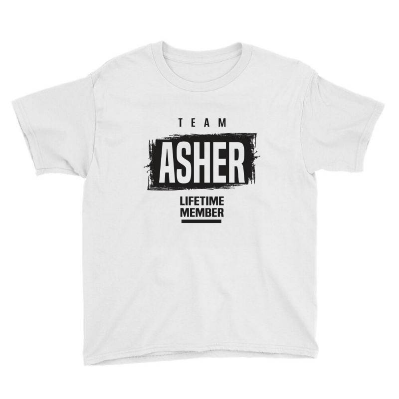 Asher Youth Tee | Artistshot