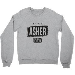 Asher Crewneck Sweatshirt | Artistshot