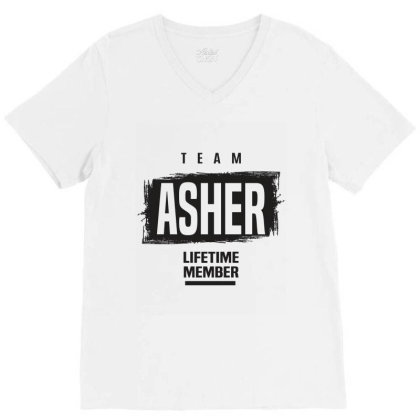 Asher V-neck Tee Designed By Chris Ceconello