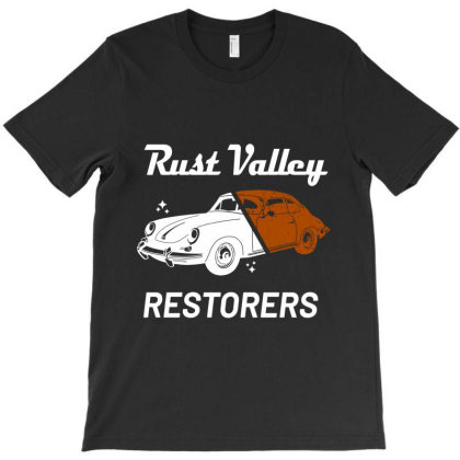 Rust Valley Restorers Essential T Shirt T-shirt Designed By Bluebubble