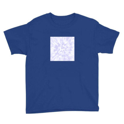 Lilac Tie Dye Youth Tee Designed By Ariee