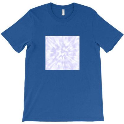 Lilac Tie Dye T-shirt Designed By Ariee