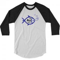 Fish 3/4 Sleeve Shirt | Artistshot
