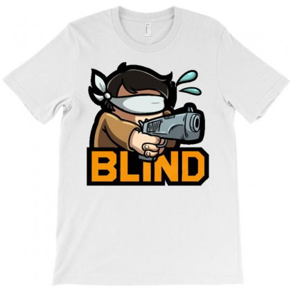 Actiblind T-shirt Designed By Mdk Art