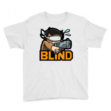 Actiblind Youth Tee Designed By Mdk Art