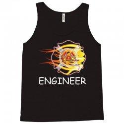 FIRE DEPARTMENT ENGINEER Tank Top   Artistshot