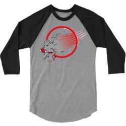 wild boar 3/4 Sleeve Shirt | Artistshot