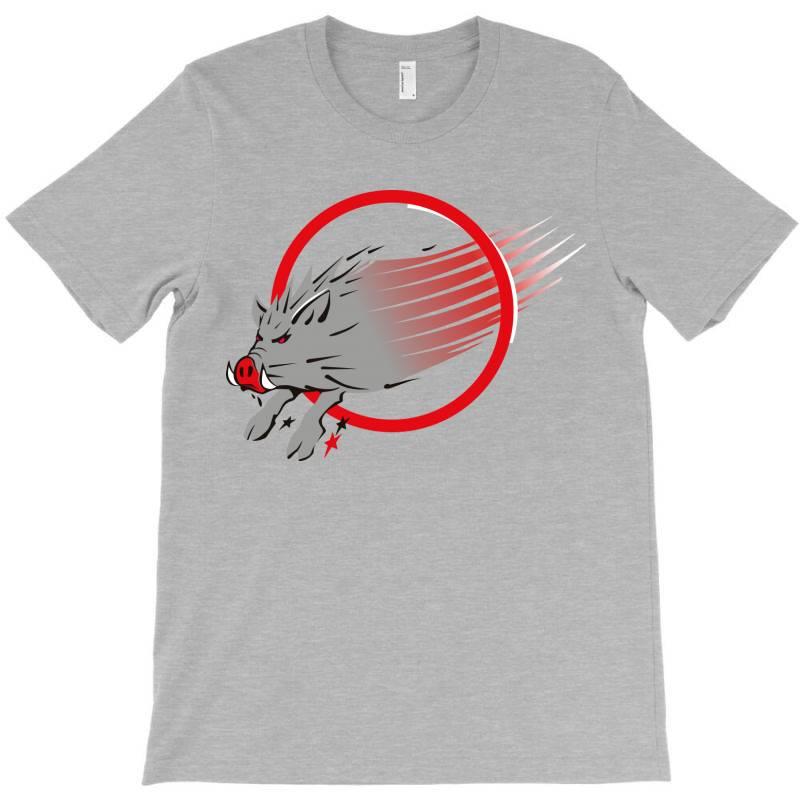 Wild Boar T-shirt | Artistshot