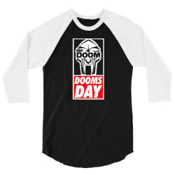 mf obey doom 3/4 Sleeve Shirt | Artistshot