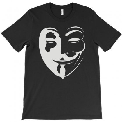 Anonymous T-shirt Designed By Mdk Art